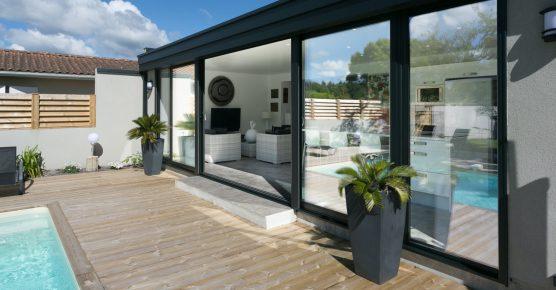 veranda style contemporain